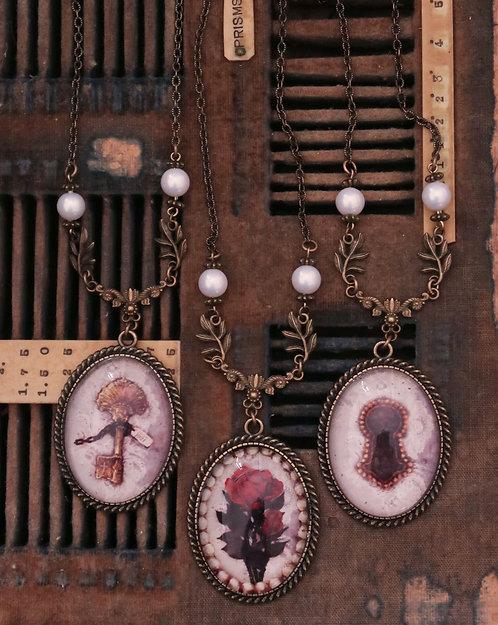 """Minori Necklace """"Small Secret"""""""