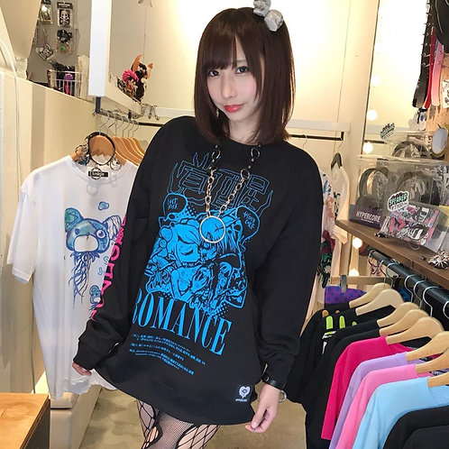 HYPERCORE HEISEI SAIGO no ROMANCE Sweater