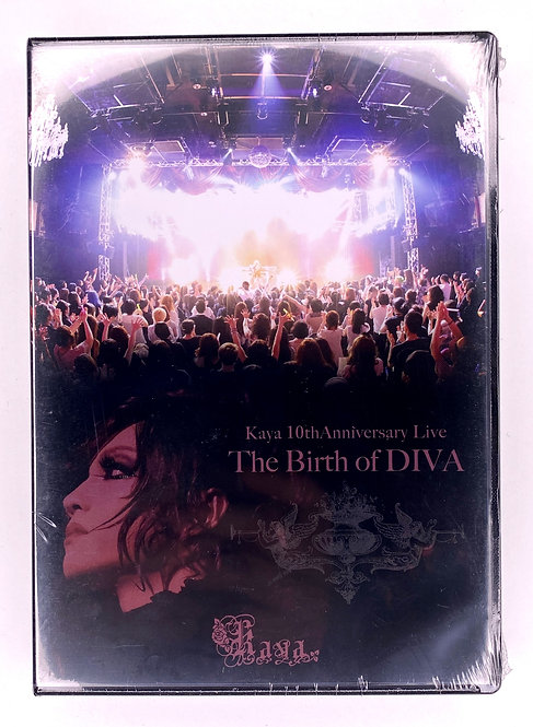 "Kaya DVD ""The Birth of DIVA"""