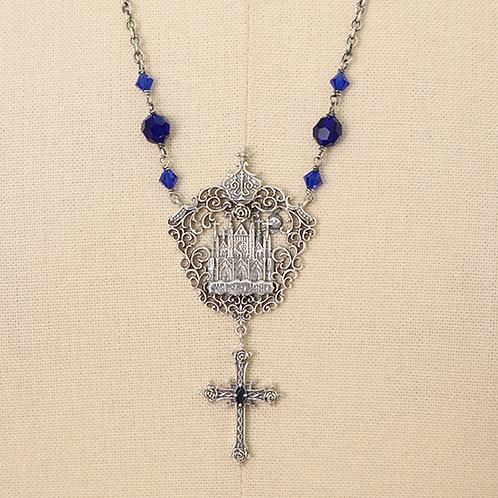 Moi-même-Moitié Moonlight Cathedral Necklace