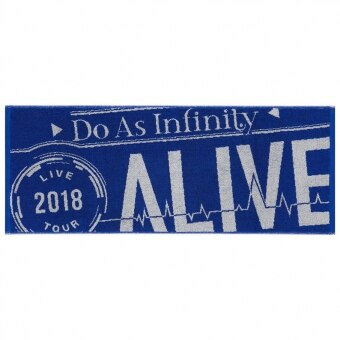 Do As Infinity ALIVE Towel