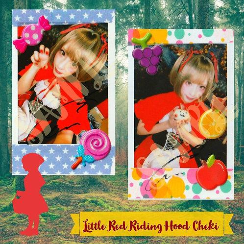 ACME CHISA Little Red Riding Hood Cheki 5-Set