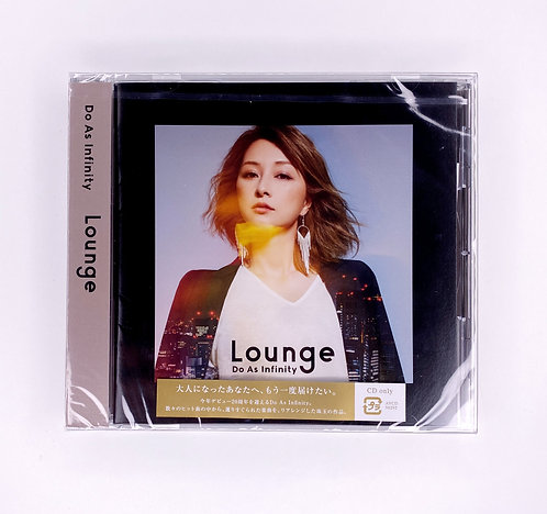 "Do As Infinity CD ""Lounge"""