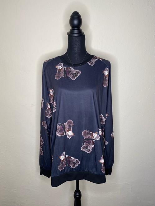 KINGLYMASK Kaichu Bear Long Sleeve Shirt