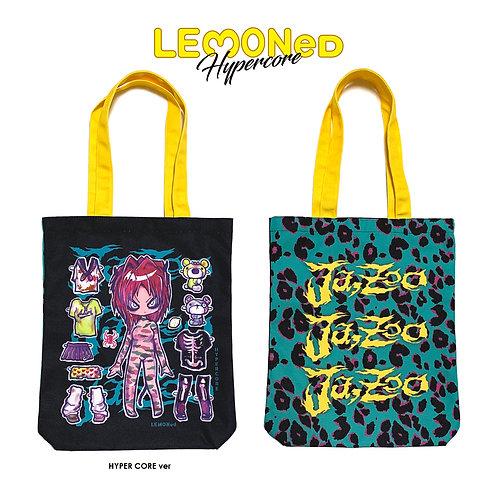 HYPERCORE x LEMONed Collab Ja,Zoo Tote Bag