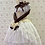 Thumbnail: ATELIER PIERROT Chiffon Baby Doll Dress