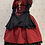 Thumbnail: ATELIER PIERROT Stand Collar Princess Sleeve Blouse