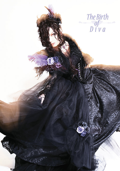 "Kaya Pamphlet ""The Birth of DIVA"""