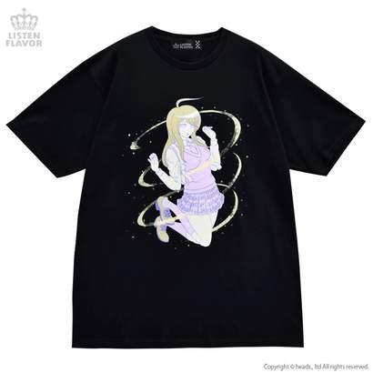 LISTEN FLAVOR Akamatsu Kaede's Magical Transformation Big T-Shirt