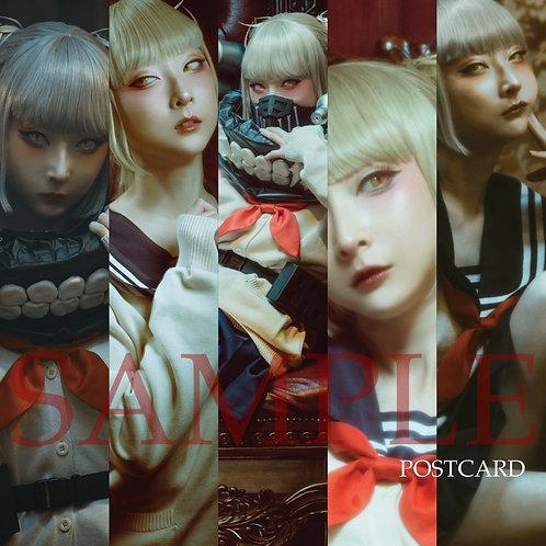 RinRin Doll Postcards (Set of 5)