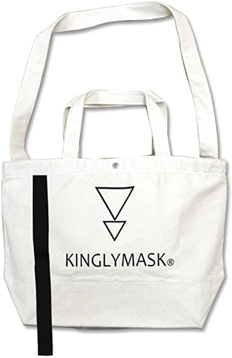KINGLYMASK Double Triangle Tote Bag