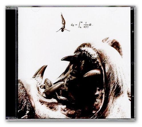 "echostream CD ""The Duality of Courage"""
