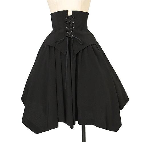 Moi-même-Moitié Bat Corset Skirt