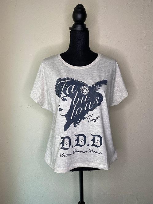 Kaya FABULOUS Dolman T-Shirt