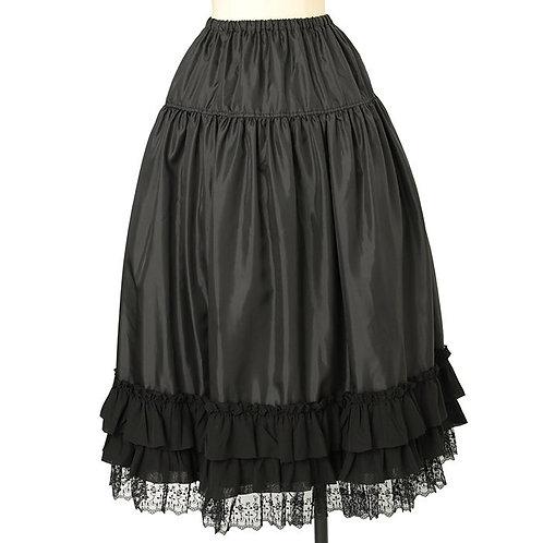Moi-même-Moitié Long Underskirt