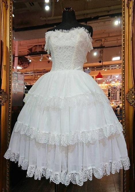 ATELIER PIERROT Fairy Lace Corset Dress