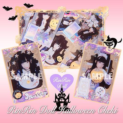 RinRin Doll Halloween Cheki