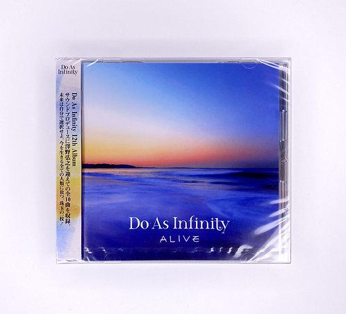 "Do As Infinity CD ""Alive"""