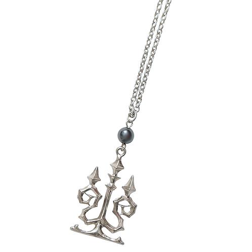 Moi-même-Moitié Pearl Candelabra Necklace