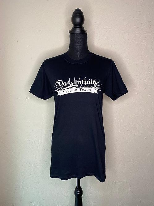 Do As Infinity 20th Anniversary T-Shirt Black