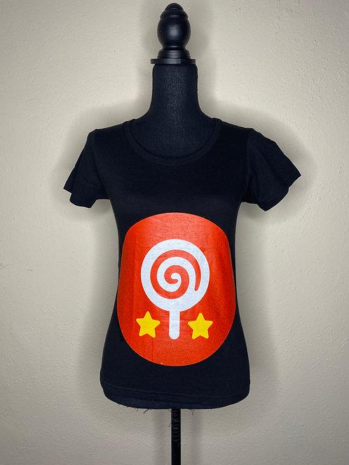 Haruka Kurebayashi T-Shirt Black