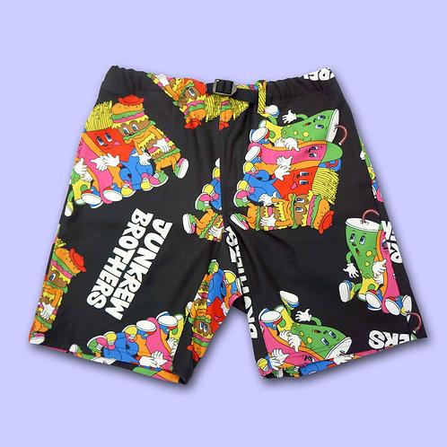 NUEZZZ JUNKREW BROS. Short Pants