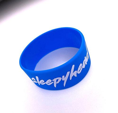 sleepyhead meltbeat Rubber Bracelet