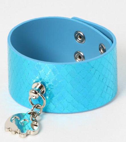 galaxxxy Metallic Thick Bracelet