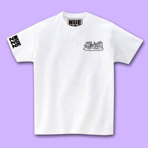 NUEZZZ NAP LOGO Print T-Shirt