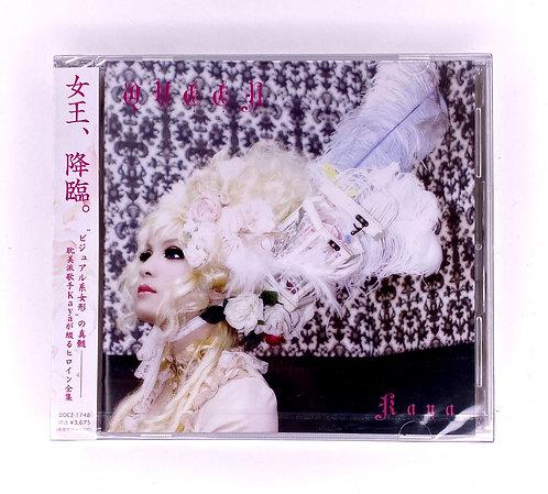 """Kaya CD+DVD """"QUEEN"""" Type A"""