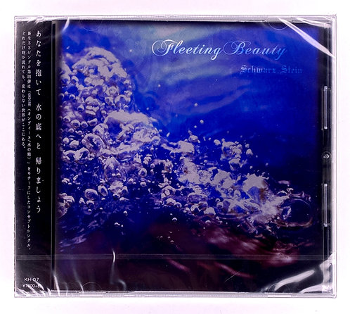 "Schwarz Stein CD ""Fleeting Beauty"""