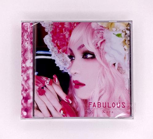"""Kaya CD+DVD """"FABULOUS"""" Special Edition"""