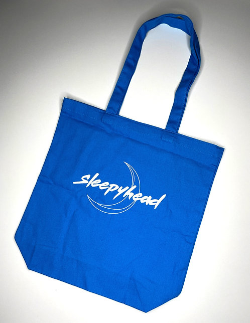sleepyhead Tote Bag