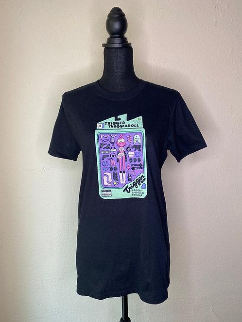 STUDIO TRIGGER x FAKE STAR Collaboration T-Shirt
