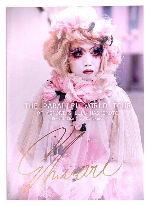 """Minori """"THE PARALLEL WORLD TOUR"""" Photo Book"""