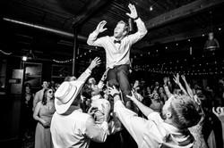 Huguenot Loft Wedding Reception