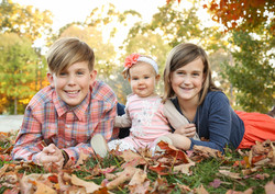NC Arboretum Family Photos