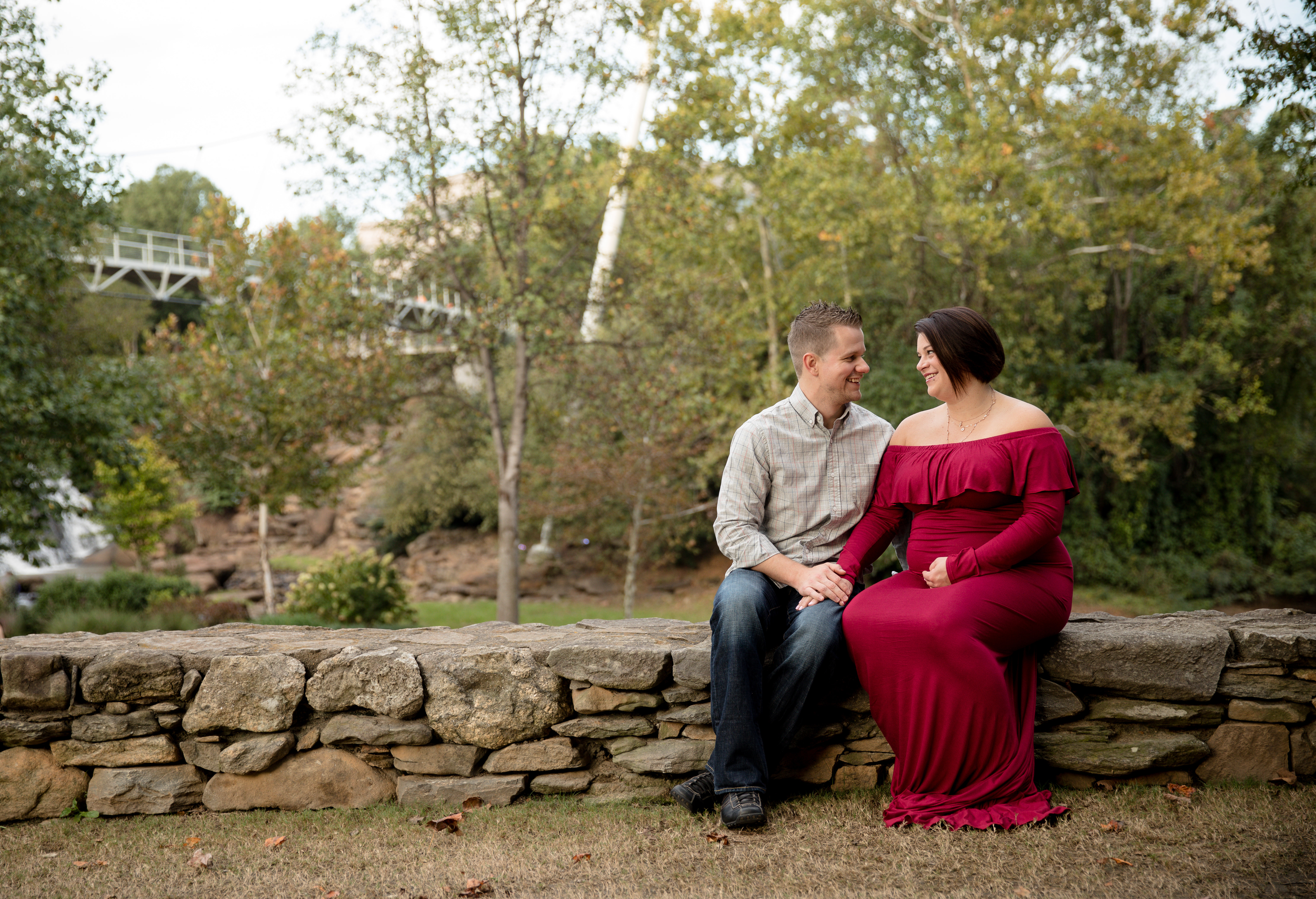 maternity photographer greenville