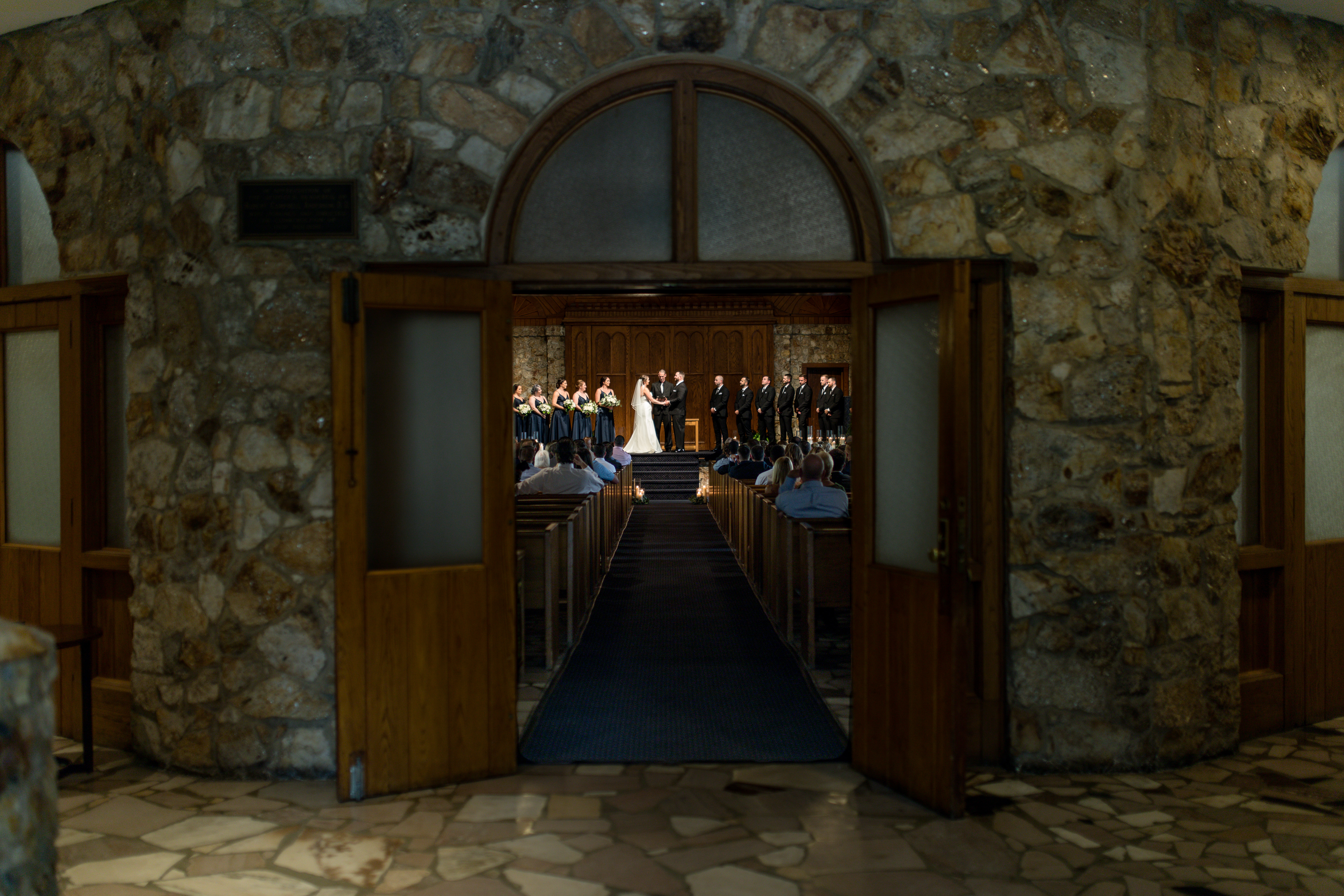 Graham Chapel Montreat Wedding