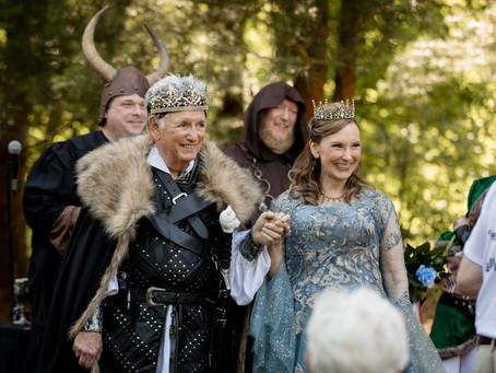 Game of Thrones Wedding:  Stephanie + David
