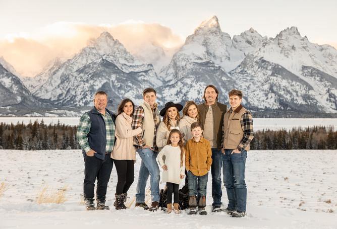 Jackson Hole Family photographers