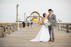 Apache Pier Wedding Myrtle Beach