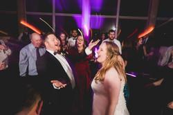 Piedmont room wedding reception