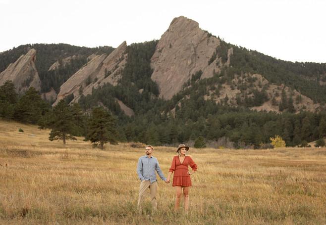 Engagement photographers Jackson hole