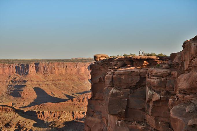 Moab Adventure Engagement Session