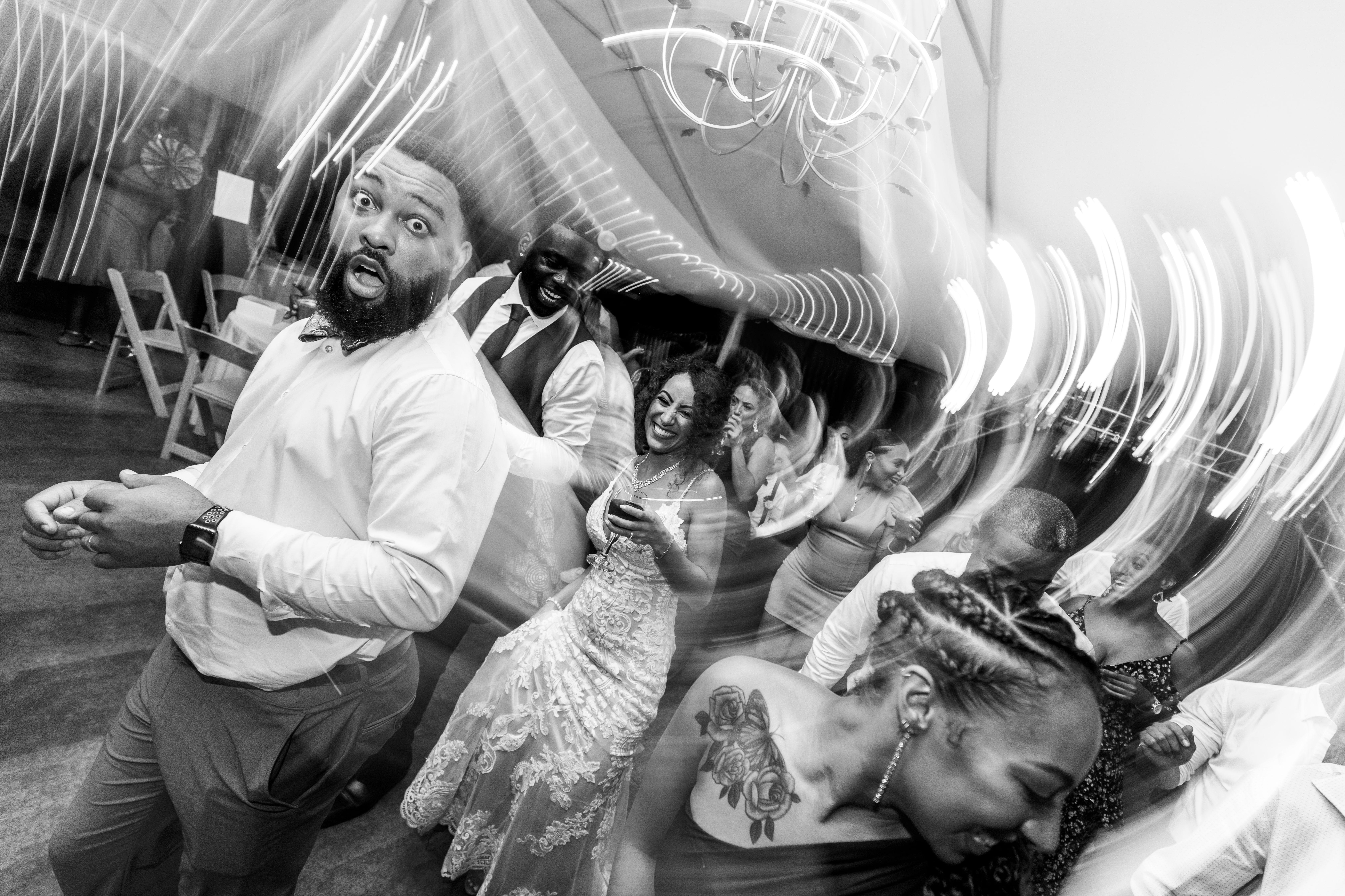Wedding at Longleaf Vineyard