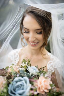 McGill Rose Garden Bridal Wedding