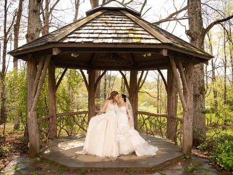 Brianne + McCartney:  The Farm a Gathering Place Wedding
