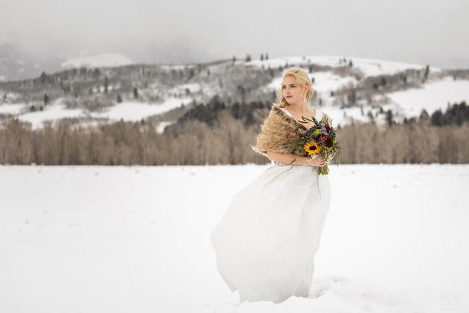 Jackson Hole Elopement Photography