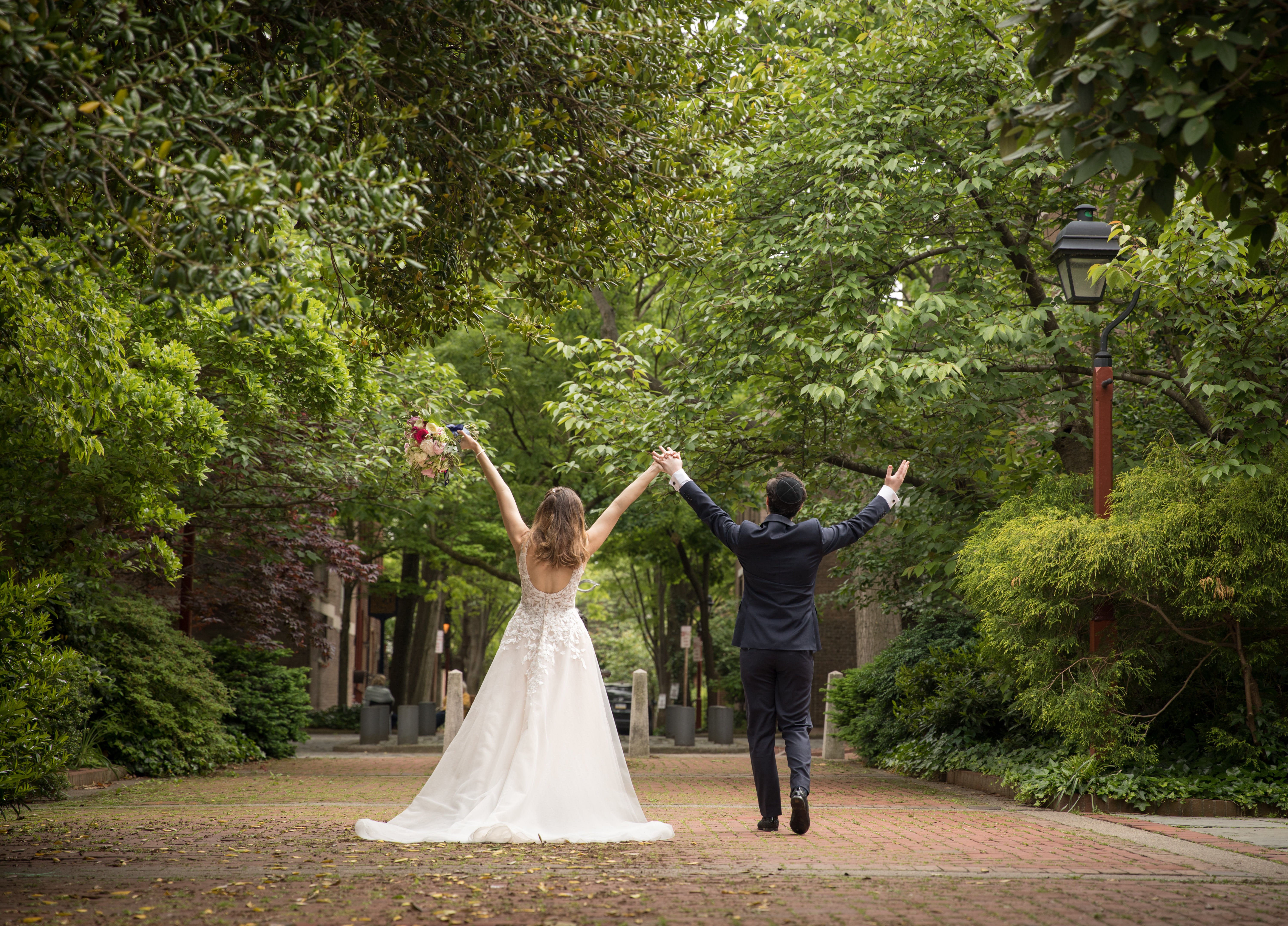 Society Hill Philadelphia Wedding